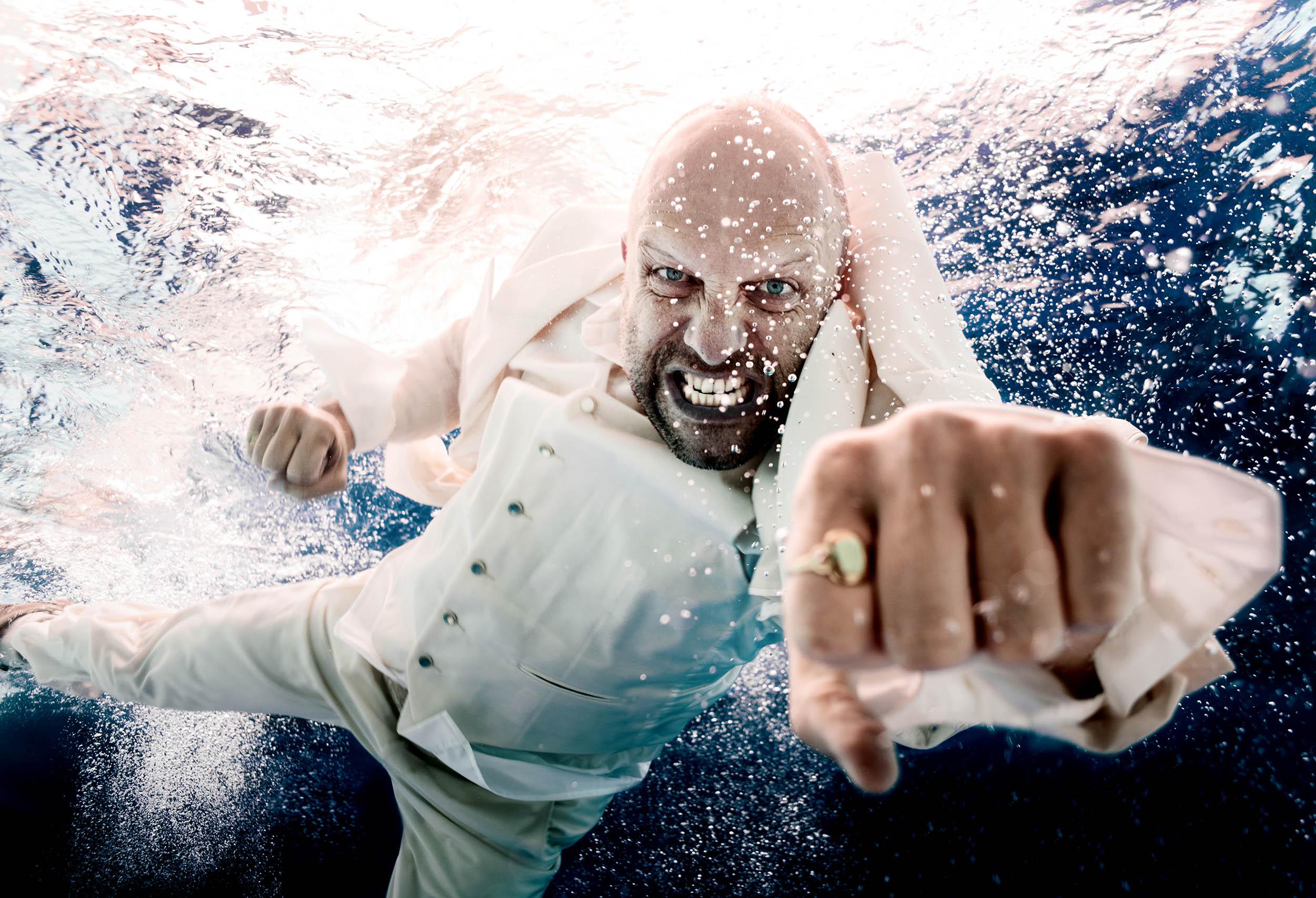 onderwater foto nederland